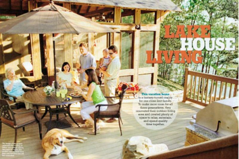 Lake House Living