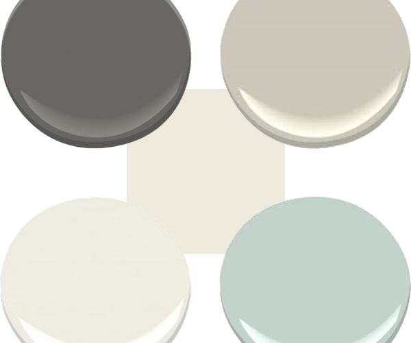 Twin Interiors Top 5 Paint Colors
