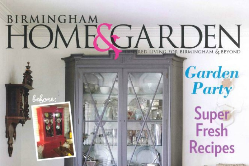 Taking on a Remodel? Read Twin Tips in Birmingham Home & Garden