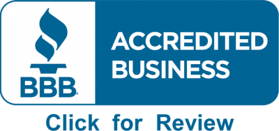 Better Business Bureau - Accredited Business - Click for Review