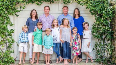 Siegal Family Portrait