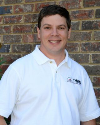 Trey Crosby, Project Manager of Twin Companies