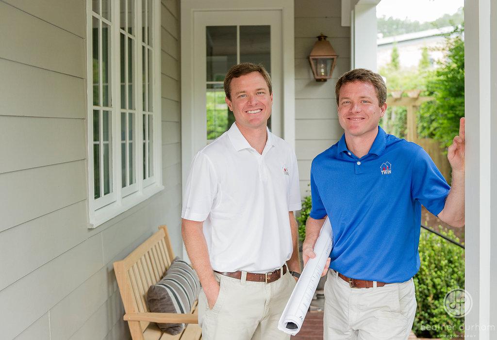 David & William of Twin Companies