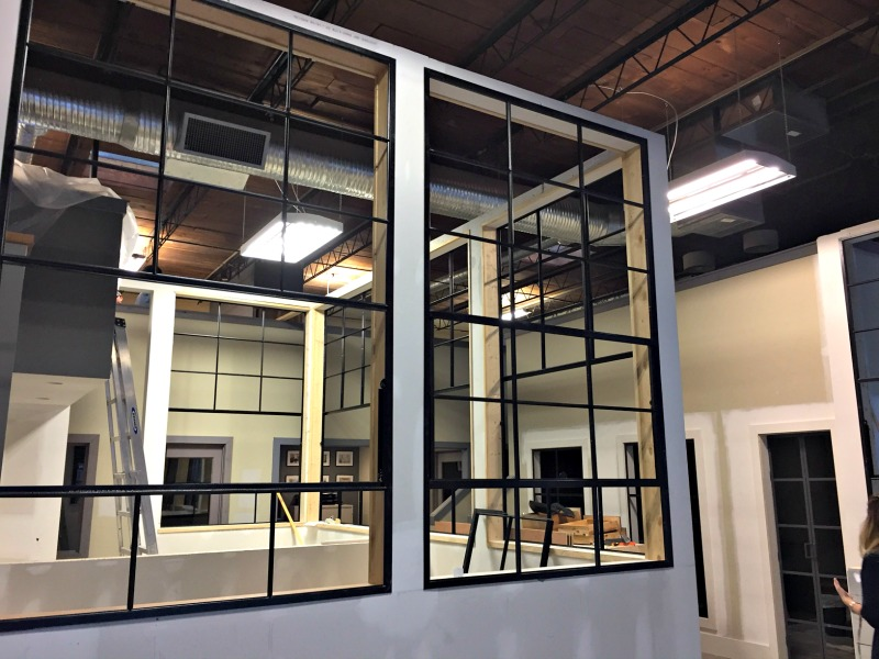 Windows 2 of Twin Companies