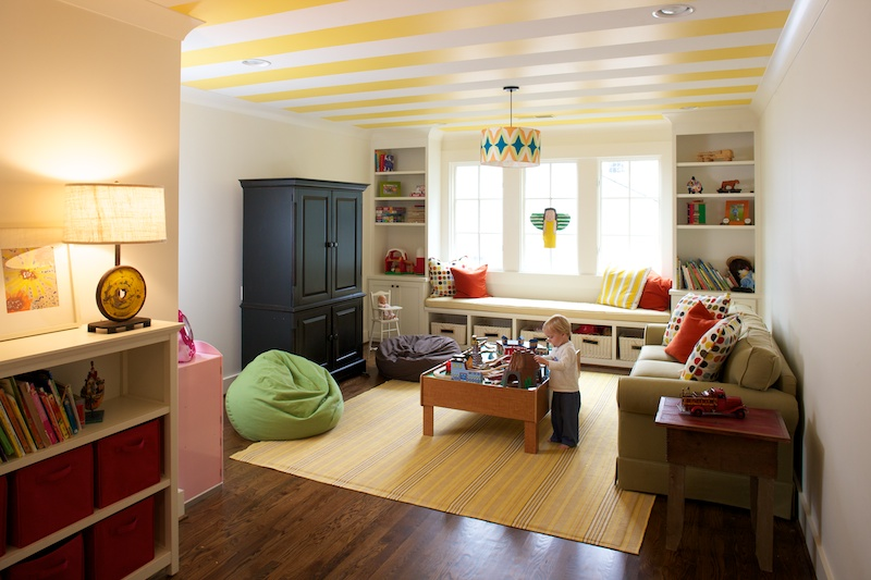 The Playroom: A Place for Little Ones