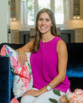 Danielle Robin, Interior Designer of Twin Companies
