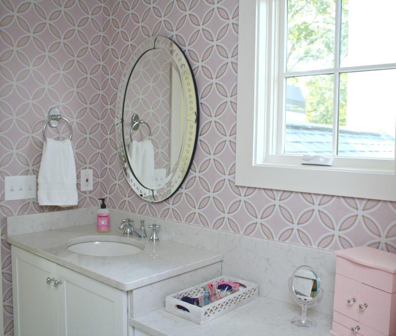 Pink bath of Twin Companies