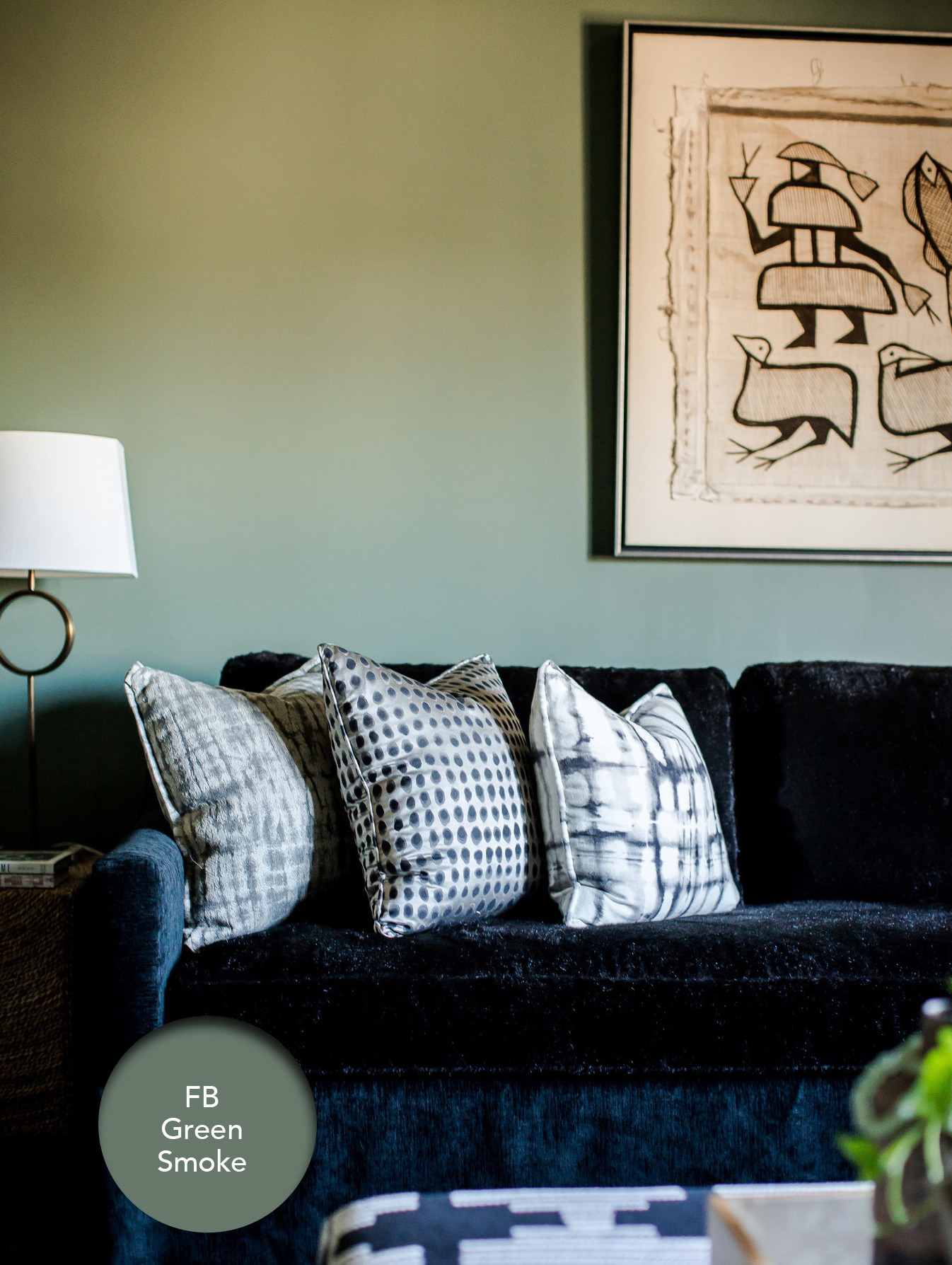 Farrow & Ball Green Smoke
