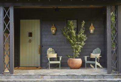 Front Porch or Veranda